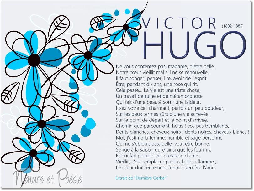 VICTOR HUGO POEMES